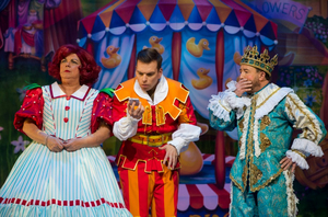 BWW Review: JACK AND THE BEANSTALK, King's Theatre, Glasgow