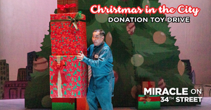 Greater Boston Stage Company to Partner with Christmas in the City
