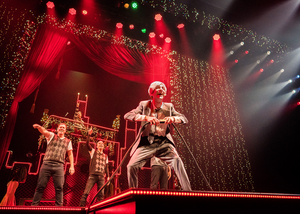 BWW Review: Q BROTHERS CHRISTMAS CAROL at Chicago Shakespeare Theater