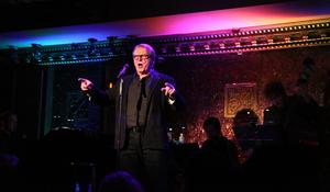 BWW Review: HALF AN EVENING WITH DAVID RASCHE at Feinstein's/54 Below Is A Full Evening's Entertainment
