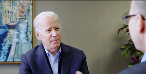 HBO Presents An AXIOS Interview Special With Former Vice President Joe Biden