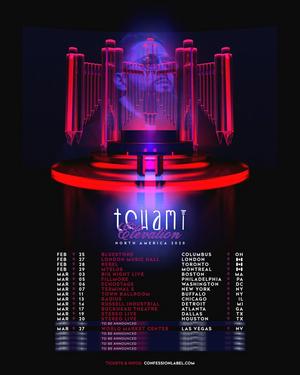 Tchami Unveils 2020 North American Tour 'Elevation'