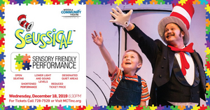The Missoula Community Theatre to Present Sensory-Friendly Performance of SEUSSICAL
