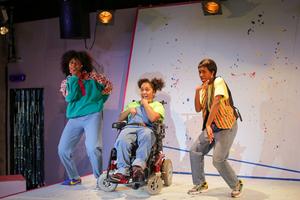BWW Review: LITTLE MISS BURDEN, The Bunker
