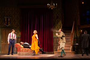 BWW Review: THE PLAY THAT GOES WRONG at Pioneer Theatre Company is So Wrong It's Right