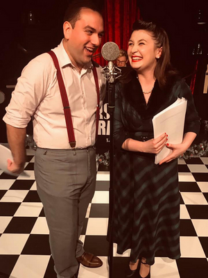BWW Review: MIRACLE ON 34TH STREET: A LIVE MUSICAL RADIO PLAY, Old Joint Stock Theatre