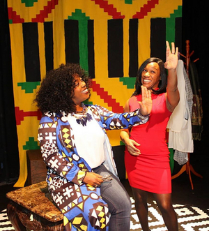 "BWW Review: FLUID EXPRESSIONS' ""SINGLE BLACK FEMALE"" TAKES A MICROSCOPIC BUT FUNNY LOOK INTO THE LIVES OF SINGLE WOMEN at Stageworks Theatre"