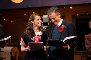 Holiday Perfection at Gamm's IT'S A WONDERFUL LIFE: A LIVE RADIO PLAY
