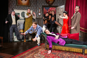 BWW Review: THE PLAY THAT GOES WRONG Also Goes Long, but with Laughs and Gasps at Dr. Phillips Center