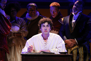 BWW Review: SHAKESPEARE IN LOVE at CONNECTICUT REPERTORY THEATRE