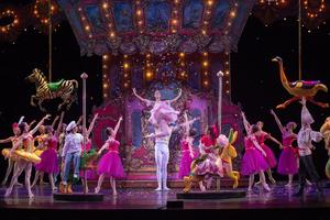 Review: THE NUTCRACKER by Aspen Santa Fe Ballet Welcomes the Holiday Season at The Soraya