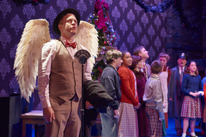 BWW Review: IT'S A WONDERFUL LIFE Brings Sweet Nostalgia to Portland Stage