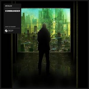 MOGUAI Releases New Single 'Commander'
