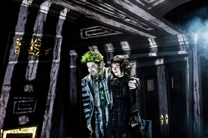 Breaking: BEETLEJUICE Announces Closing Date; National Tour Will Launch in 2021