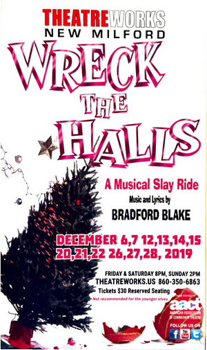 BWW Review: WRECK THE HALLS 'Sleighs' At TheatreWorks New Milford
