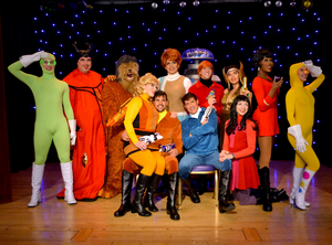BWW Review: CHRISTMAS ON URANUS: Gold Dust Orphans Launch Laughs In Space