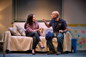 BWW Review: Trinity Rep's FADE Delights and Infuriates in Equal Measure