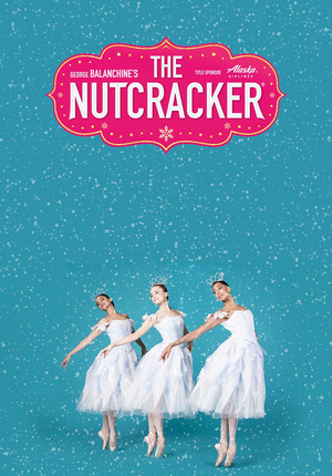 BWW Review: PACIFIC NORTHWEST BALLET'S GEORGE BALANCHINE'S THE NUTCRACKER at McCaw Hall