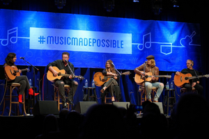 CMA Visits Portland With Marcus Hummon, Lori Mckenna, Lee Thomas Miller, Kenny Foster and Tenille Townes