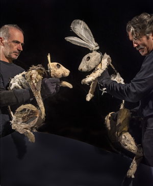 Stunning Puppet-Forward Production PACKRAT Premieres At Dixon Place