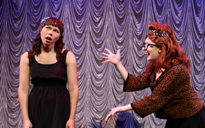 Review: Put On Your LITTLE BLACK DRESS and Be Ready to Party, Hoot and Holler at the Kirk Douglas Theatre