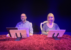 Blogging about LOVE LETTERS at Nutley Little Theatre - Director's Chat