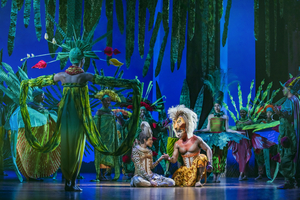 BWW Review: THE LION KING, Edinburgh Playhouse