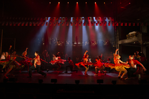 WEST SIDE STORY Extends Run At Curve (Leicester)