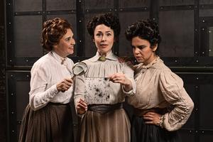 Ford's Theatre Society Announces Full Casting for Lauren Gunderson's SILENT SKY