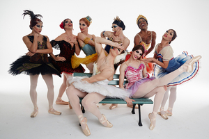 Show One Productions Presents the Return of All-Male-Ballet Company Les Ballets Trockadero de Monte Carlo