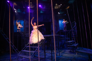 BWW Review: INTO THE WOODS at Flint Repertory Theatre Infuses Innovative Storytelling With Classic Fairytales