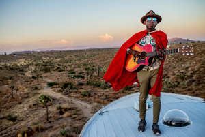 J.S. Ondara Confirms 2020 Tour Dates With The Lumineers