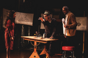 Remote Theater Project's GREY ROCK Will Tour Four U.S. Cities In January and February