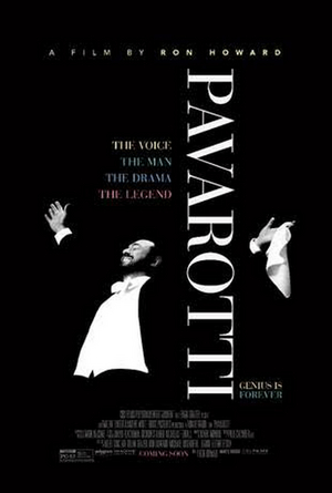Showtime Will Air the Television Premiere of PAVAROTTI