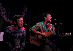 BWW Review: THE DRINKWATER BROTHERS & FRIENDS CHRISTMAS WONDERLAND WINTER EXTRAVAGANZA SPECTACULAR Is A Lot Of Title for A Lot Of Show.