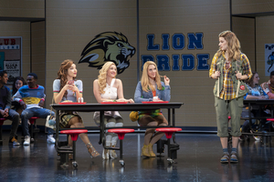 BWW Interview: On Wednesdays, She Wears Pink — Jonalyn Saxer Reflects on Playing the Role of Karen Smith in the MEAN GIRLS National Tour