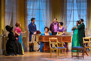BWW Review: MISS BENNET: CHRISTMAS AT PEMBERLEY at Portland Center Stage