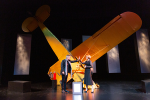 BWW Review: ONE NOVEMBER YANKEE at 59E59 Theaters-A Captivating Show that Tells of Brother/Sister Relationships