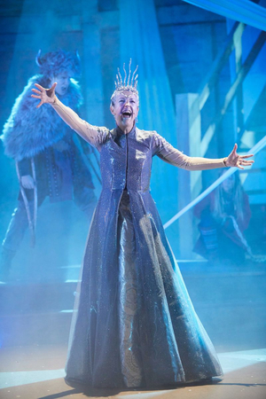 BWW Review: THE SNOW QUEEN, Rose Theatre