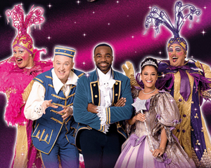 BWW Review: CINDERELLA, Fairfield Halls