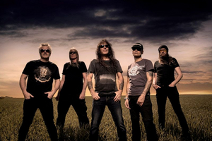 British Lion Share Title Track from Upcoming Album 'The Burning'