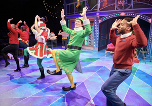 BWW Review: ELF at First Stage is the Merriest Show in Milwaukee!
