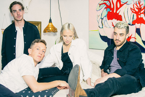 Wild Rivers Share New Track 'Thinking 'Bout Love'