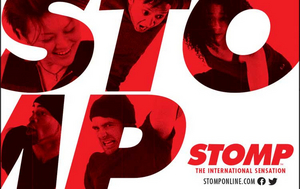 Patchogue Theatre and The Gateway Present STOMP