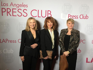 Ann-Margret and Journalistic Excellence Honored at NAEJ Awards Gala