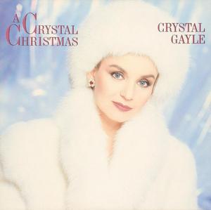 Crystal Gayle Digitally Reissues 'A Crystal Christmas'