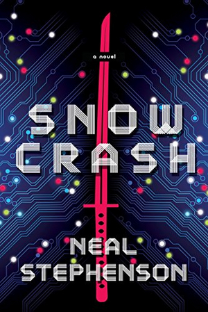 SNOW CRASH Adaptation Coming to HBO Max