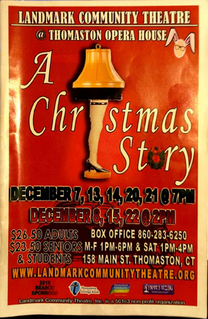 BWW Review: A CHRISTMAS STORY at Landmark Community Theatre