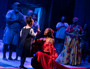 BWW Interview: Courtnee Carter of ONCE ON THIS ISLAND at AT&T Performing Arts Center