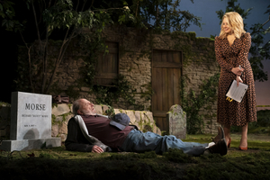 BWW Review: THE PLOT at Yale Repertory Theatre